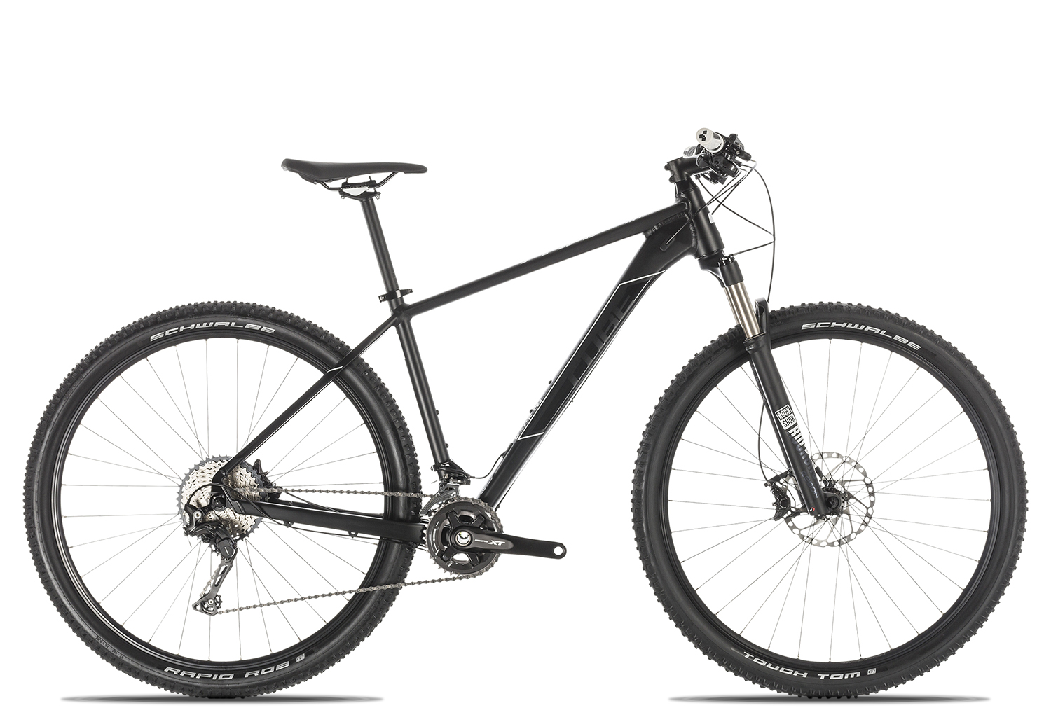 Cube Race ONE 2019 Zoll black n white Zoll
