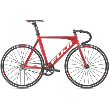 Read our review of owning the tracks on Fuji Track bikes.