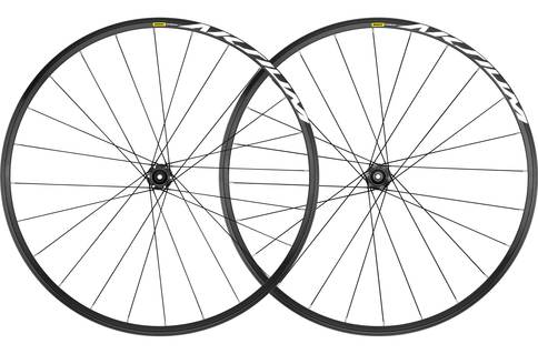 Mavic Aksium Clincher Centrelock Disc Brake 700c Wheelset Aluminium