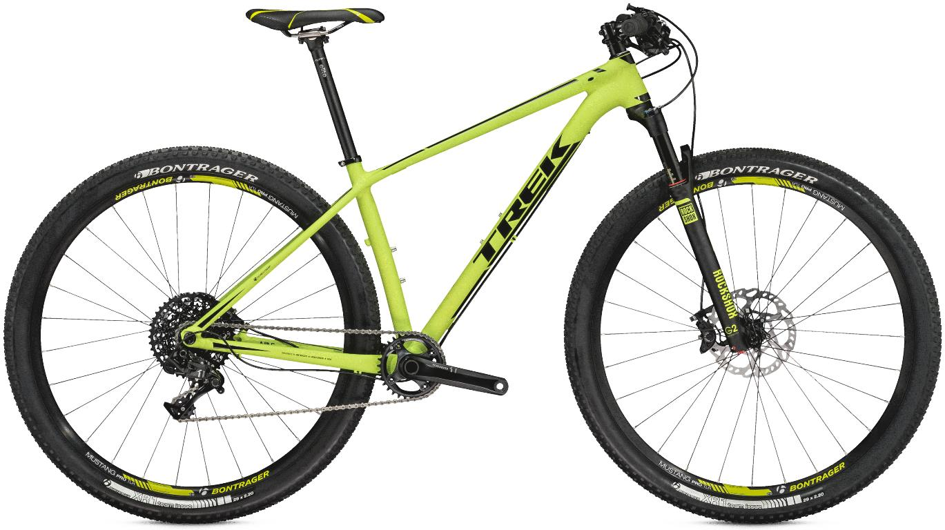 Trek Superfly 9 2015 Zoll