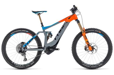 Cube Stereo 160 Action Team 500 2019 Electric