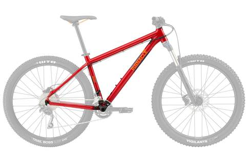 Pinnacle Iroko 1 2017 Mountain Frame