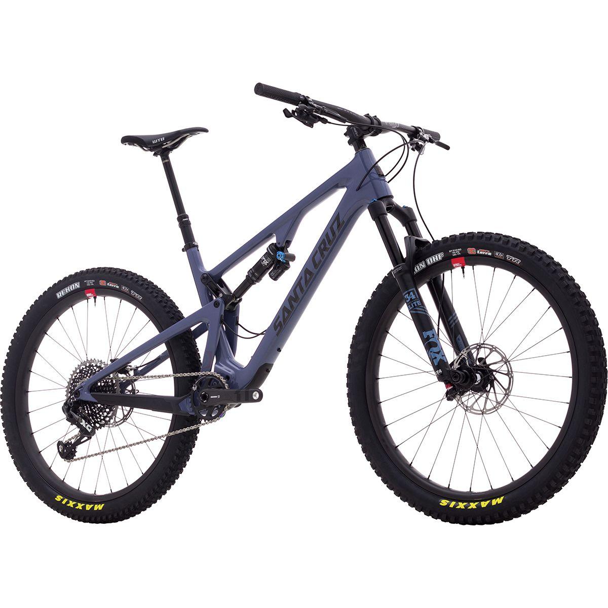 Santa Cruz Bicycles 5010 Carbon CC 27.5 X01 Eagle Reserve Complete Purple