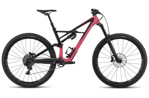 Specialized Enduro FSR Elite Carbon 6F 29 2018 Red Black