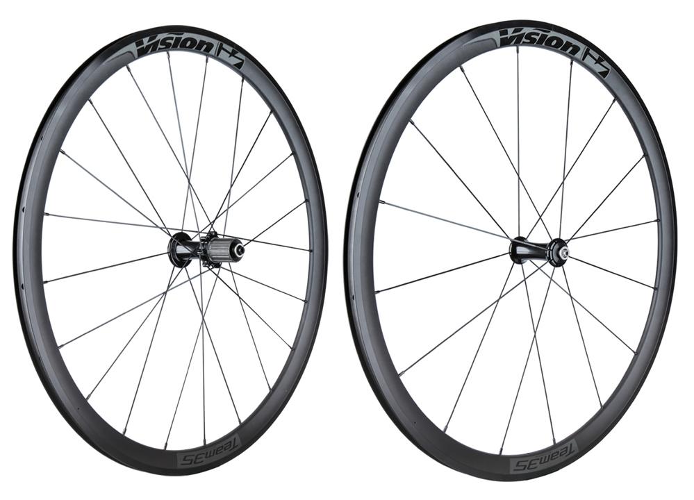 Vision Team 35 Comp Wheelset