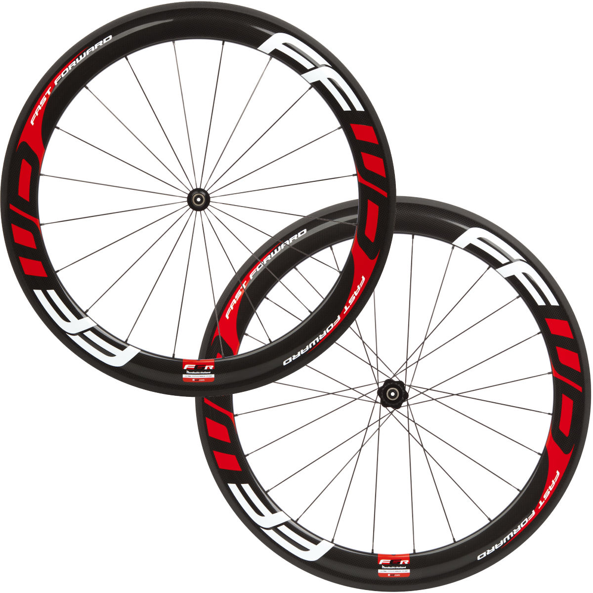 Fast Forward F6R Full Carbon Clincher DT350 60mm SP Wheelset Wheel Sets