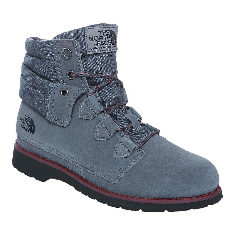 North Face Ballard Roll-Down Special Edition Casual Boots