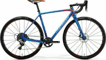Crossrad Merida Cyclo Cross 7000 Carbon 2018 frei Haus