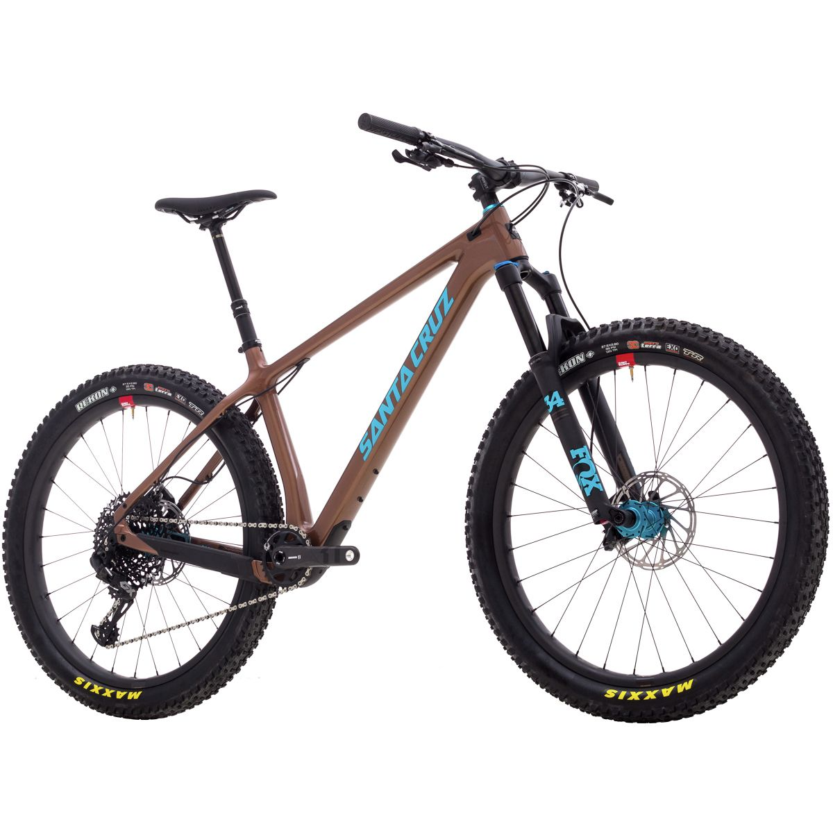 Santa Cruz Bicycles Chameleon Carbon Plus SE Reserve Complete