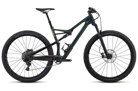 Specialized Camber FSR Comp Carbon 2018
