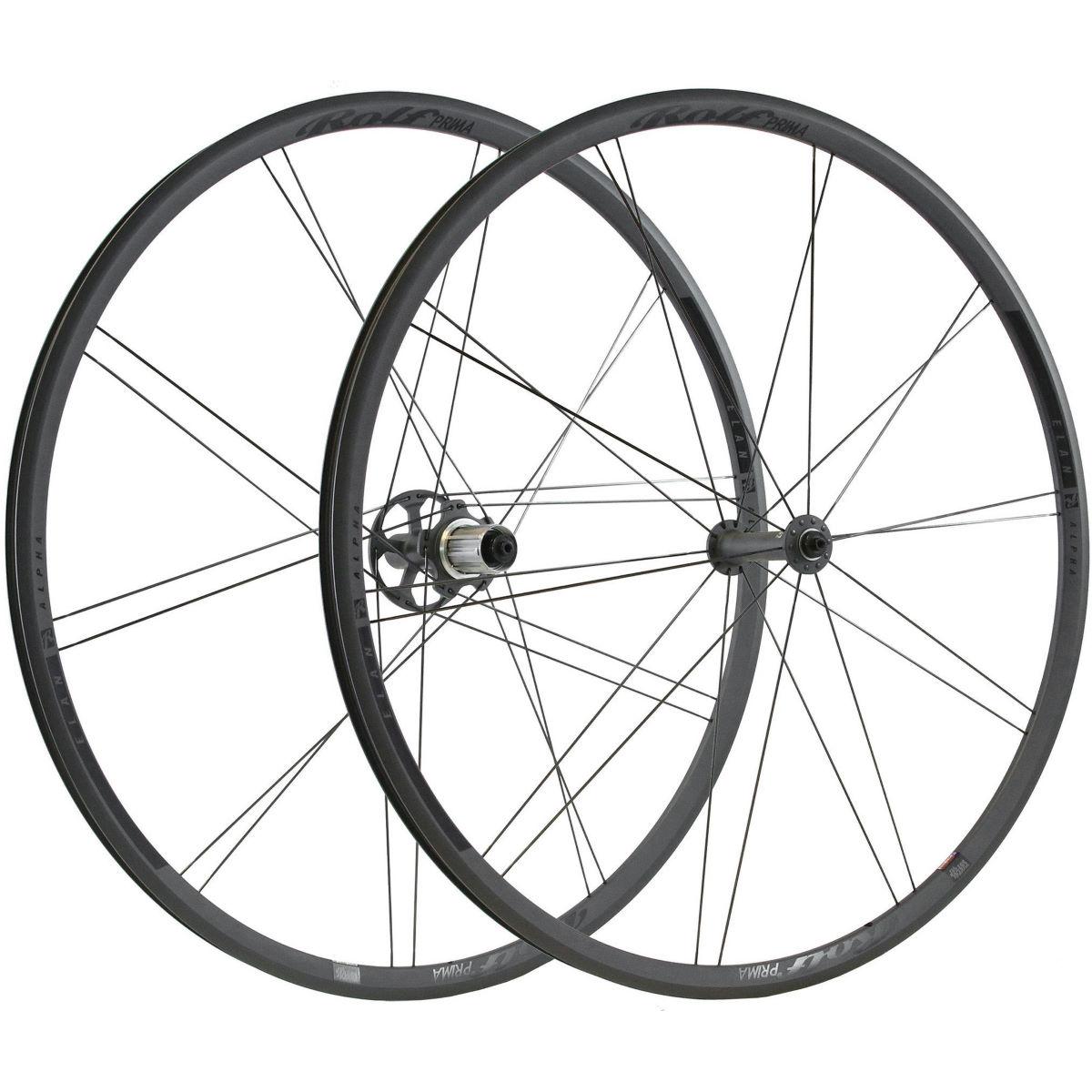 Rolf Prima Elan Alpha Stealth Wheelset Wheel Sets