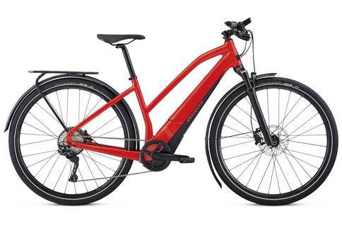 Specialized Turbo Vado 4.0 2019 Electric Red Black