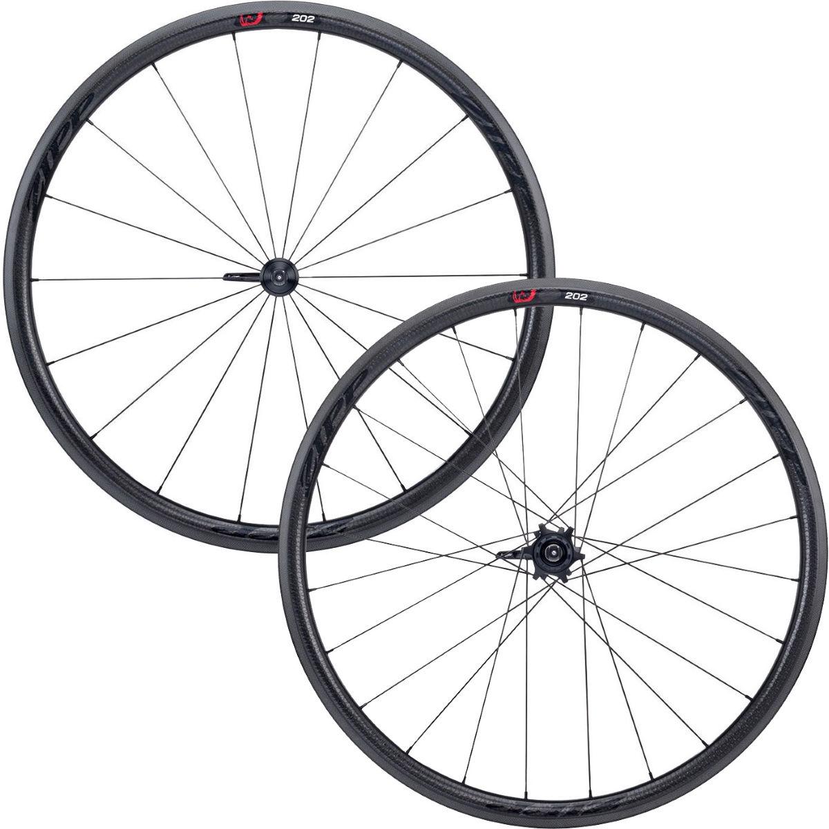 Zipp 202 Firecrest Clincher Wheelset Wheel Sets