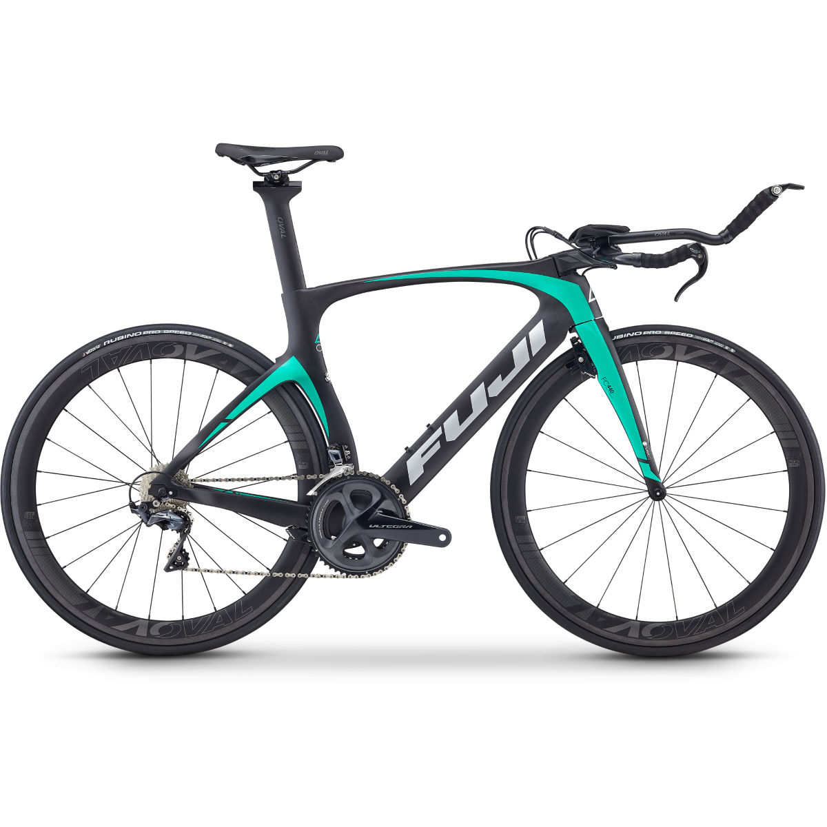 Fuji Norcom Straight 2.1 2019 Time Trial Bikes