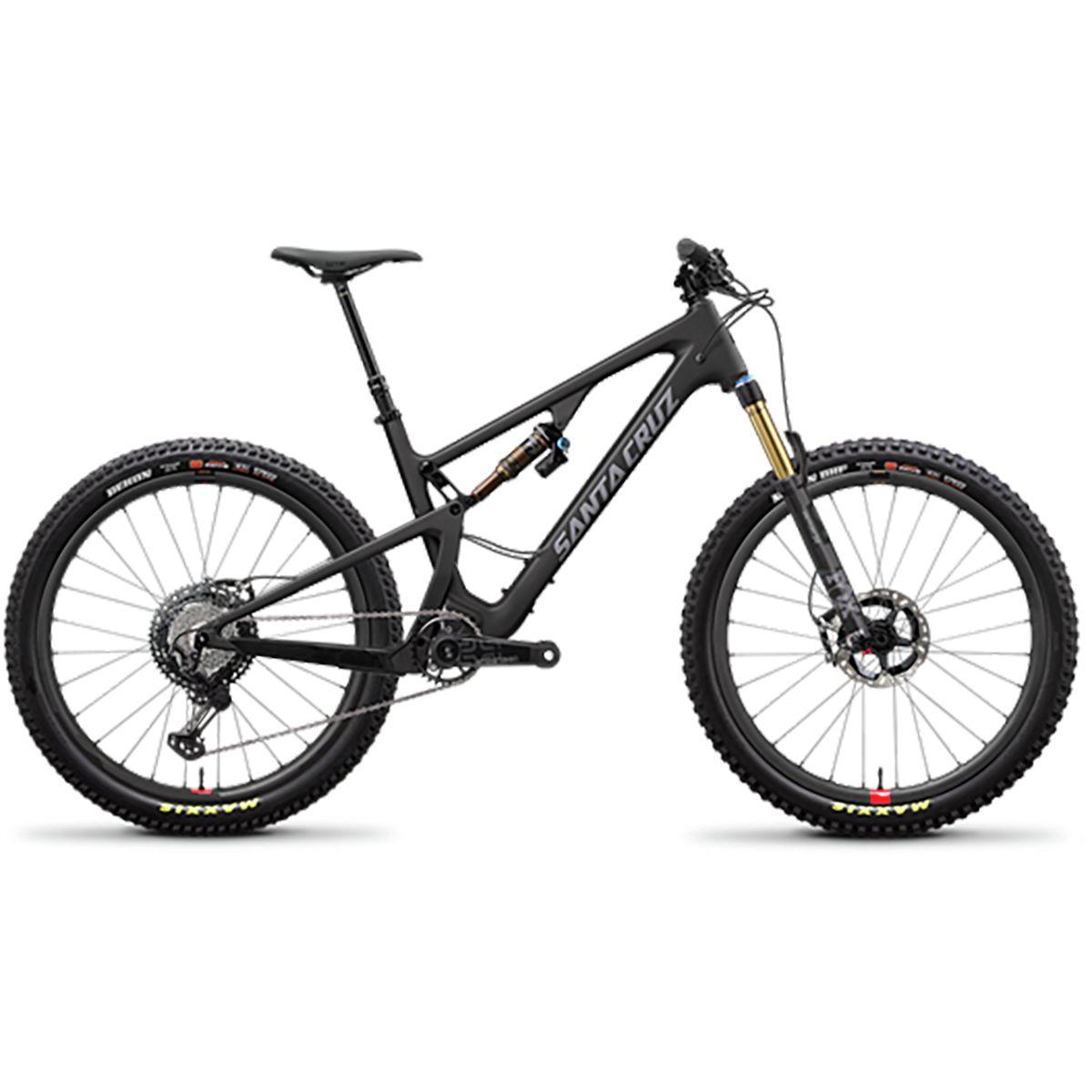 Santa Cruz Bicycles 5010 Carbon CC 27.5 XTR Reserve Complete Carbon