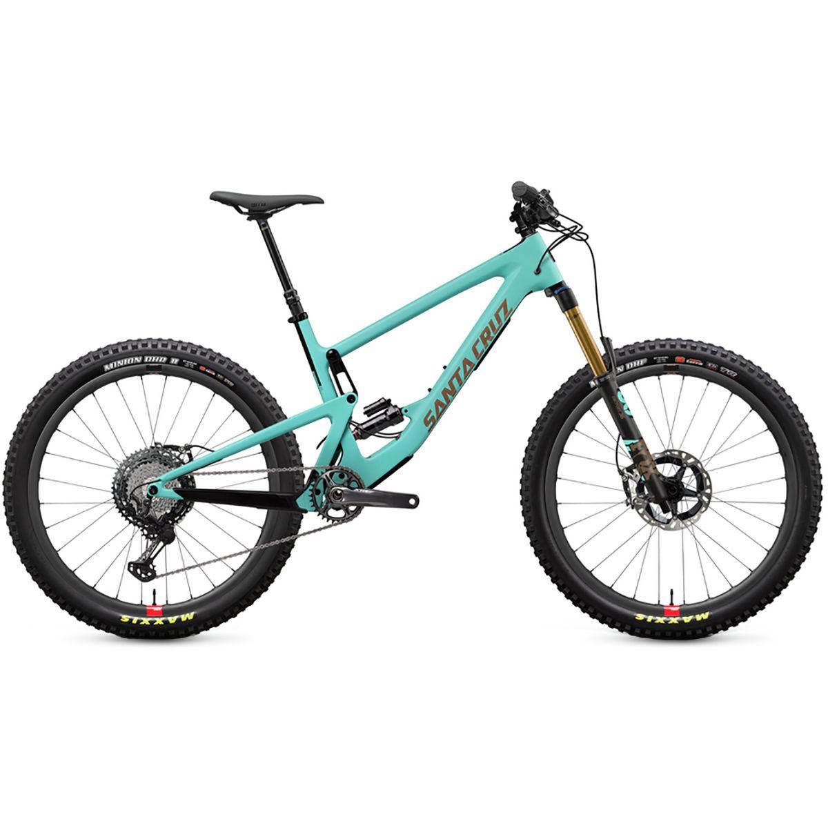 Santa Cruz Bicycles Bronson Carbon CC 27.5 XTR Reserve Complete