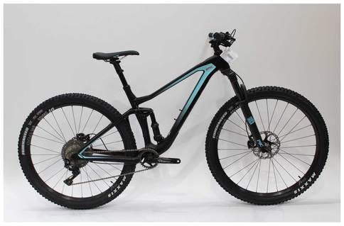 BMC Speedfox 02 Two 2018 M Large Ex-Demo Ex-Display Black Blue M Long