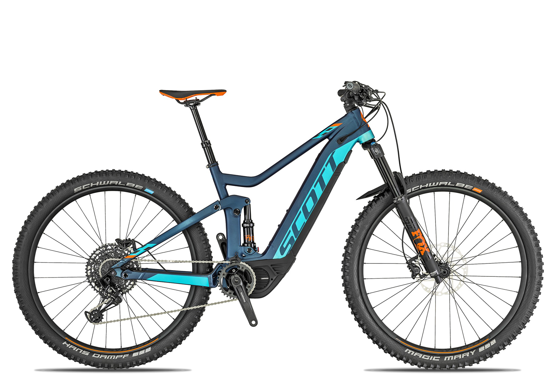 Scott Genius eRide 920 2019 Zoll cobalt blue blue orange