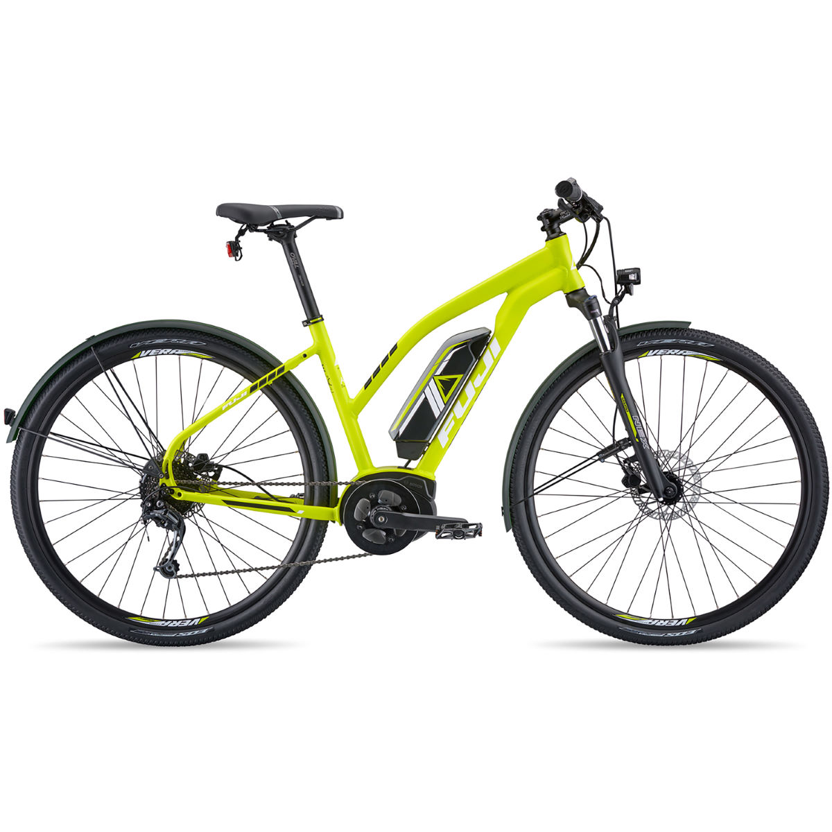 Fuji E-Traverse 1.3 ST Intl 2019 Electric Urban Bikes