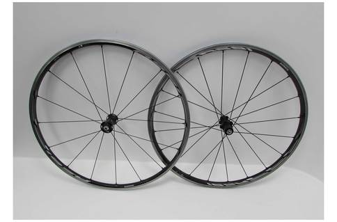 Shimano RS81 C24 9 10 11 Speed Carbon Laminate Clincher Wheelset Ex-Demo Ex-Display