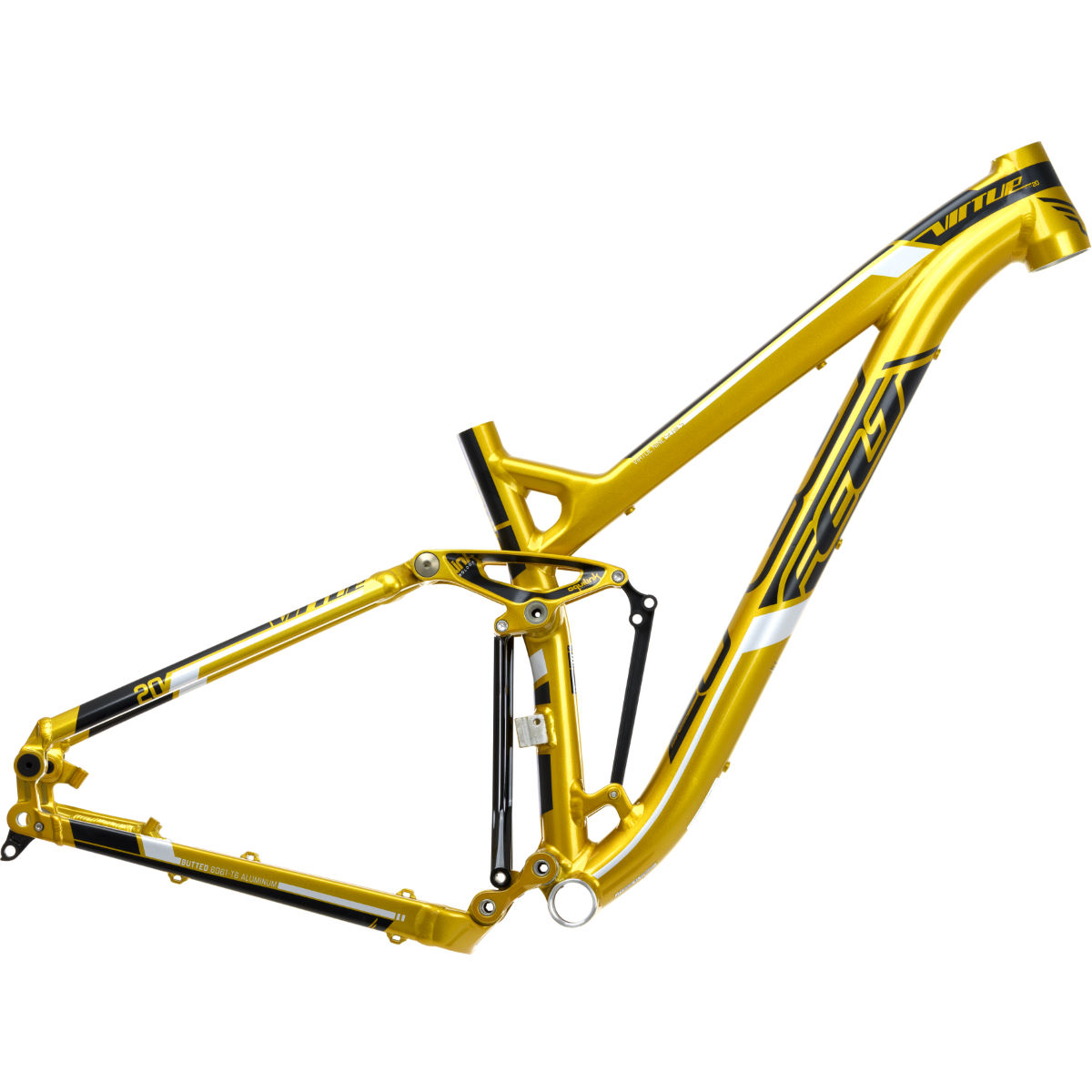 Felt Virtue Nine Frame 2014 Full Sus Frames