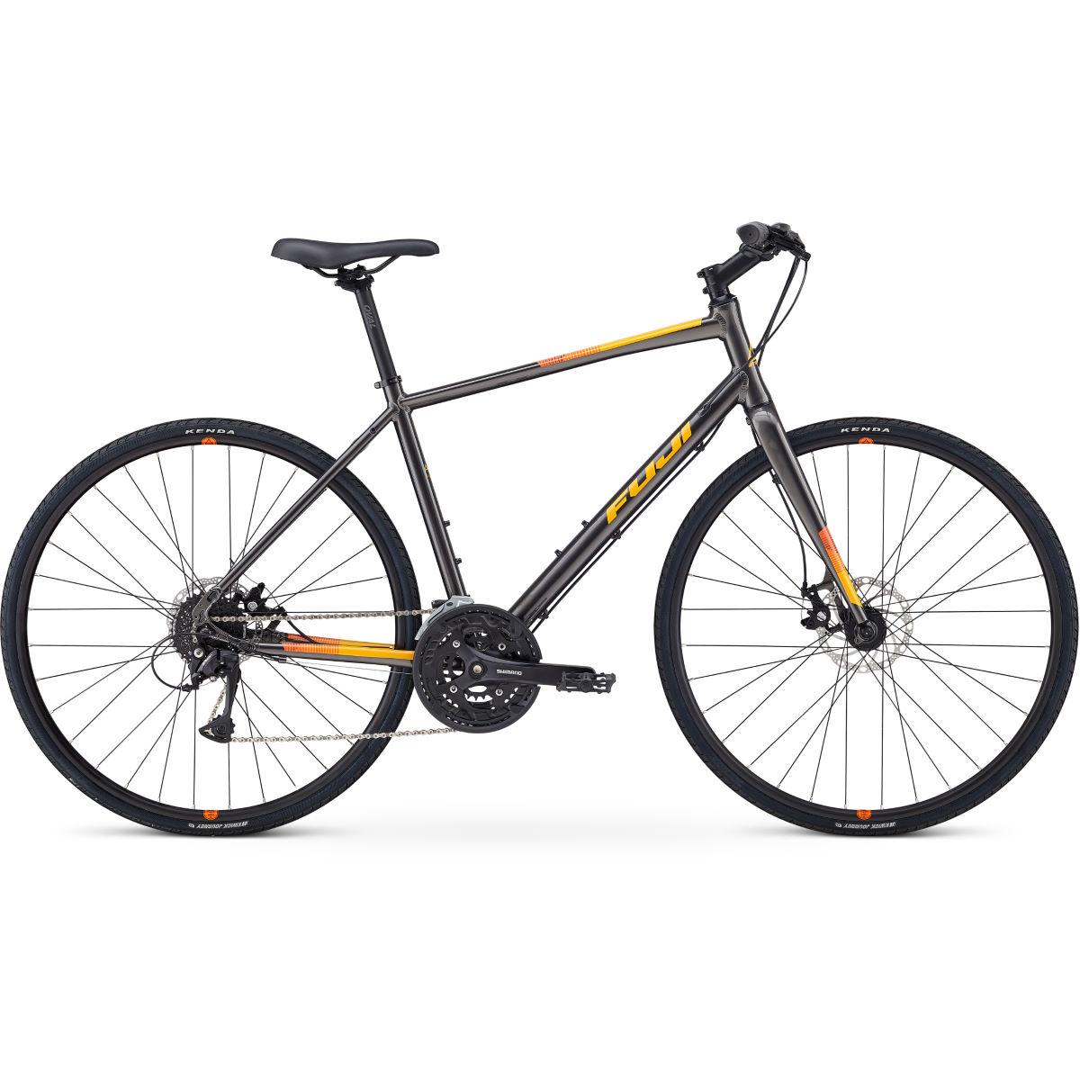 Fuji Absolute 1.7 2019 19 Graphite Bikes