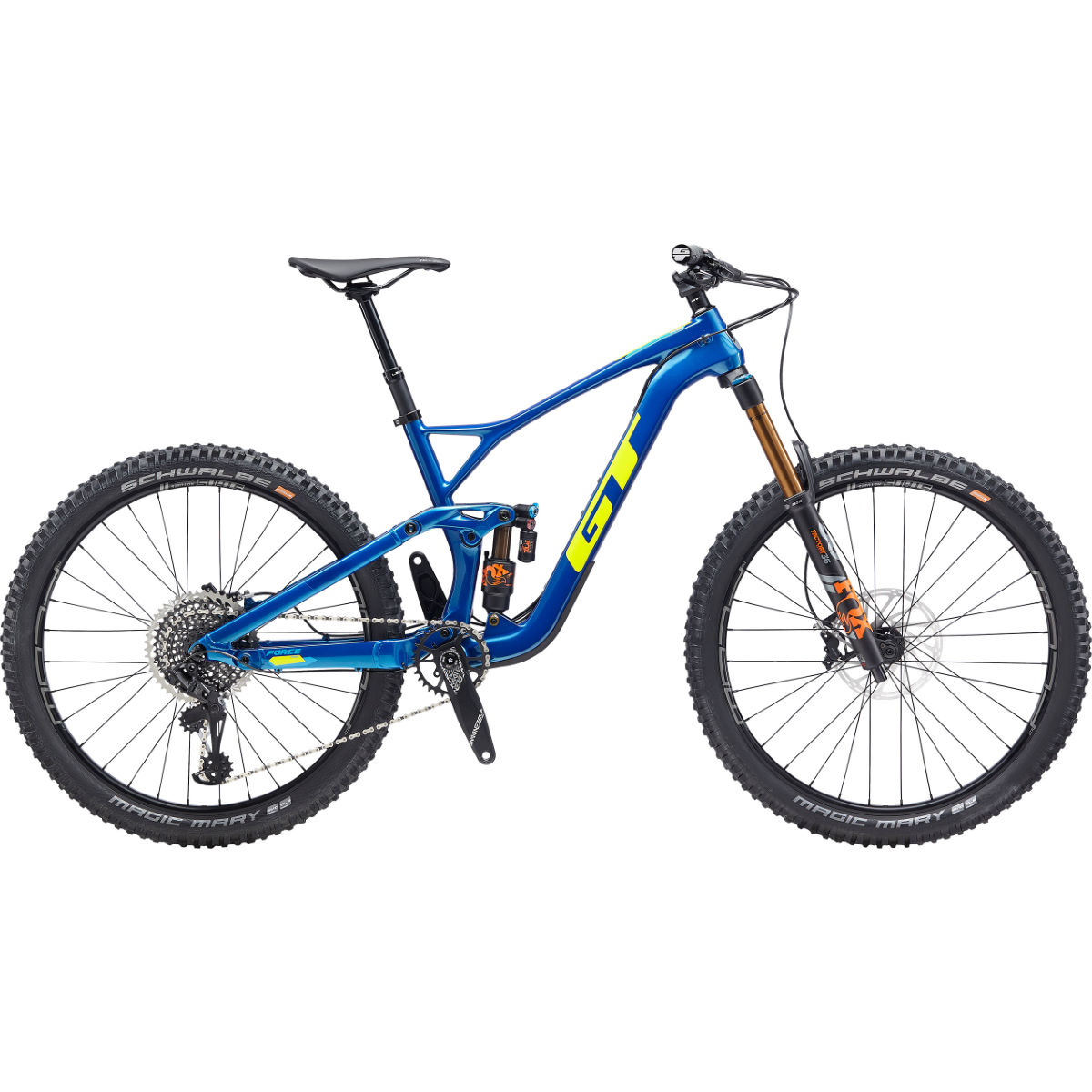 GT Force Carbon Pro 2020 Full