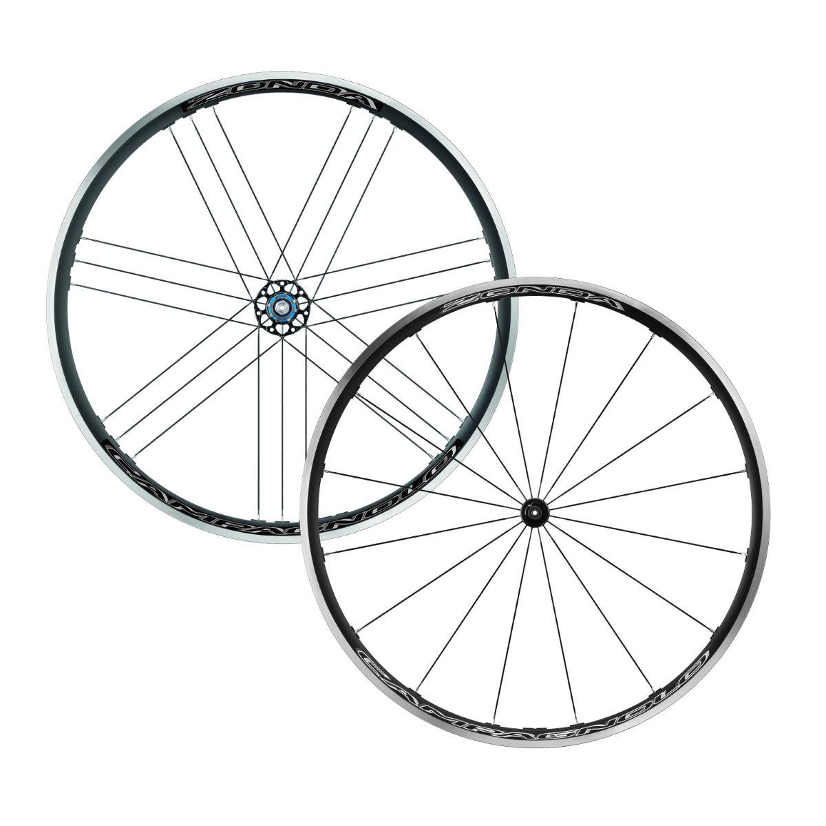 Campagnolo Zonda C17 Wheelset 700c Campagnolo Wheel Sets