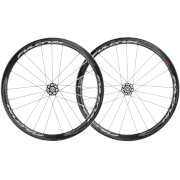 Fulcrum Racing Quattro C17 Carbon Clincher Disc Brake Wheelset Centrelock Thru Axle