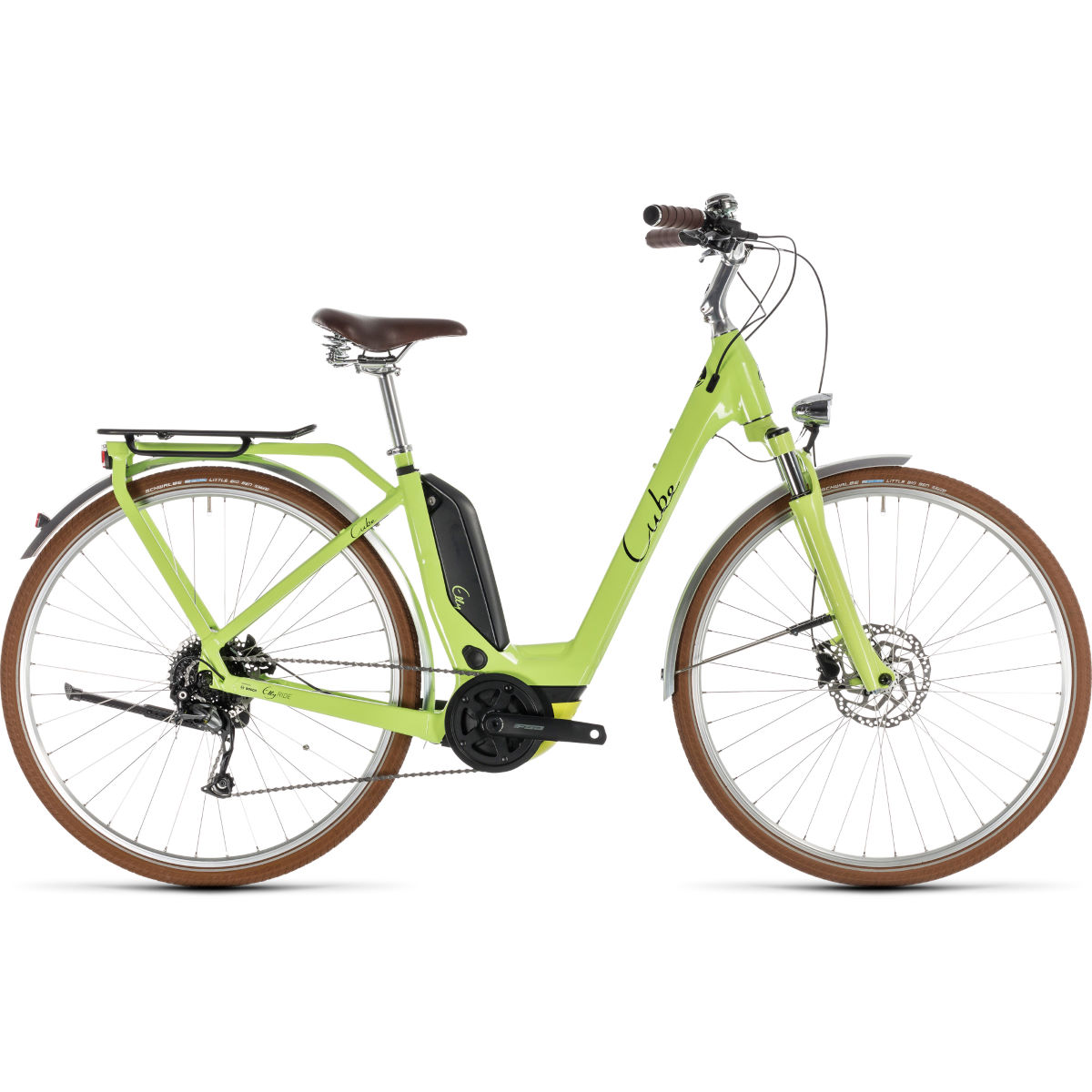 Cube Elly Ride 400 2019 Electric Bikes