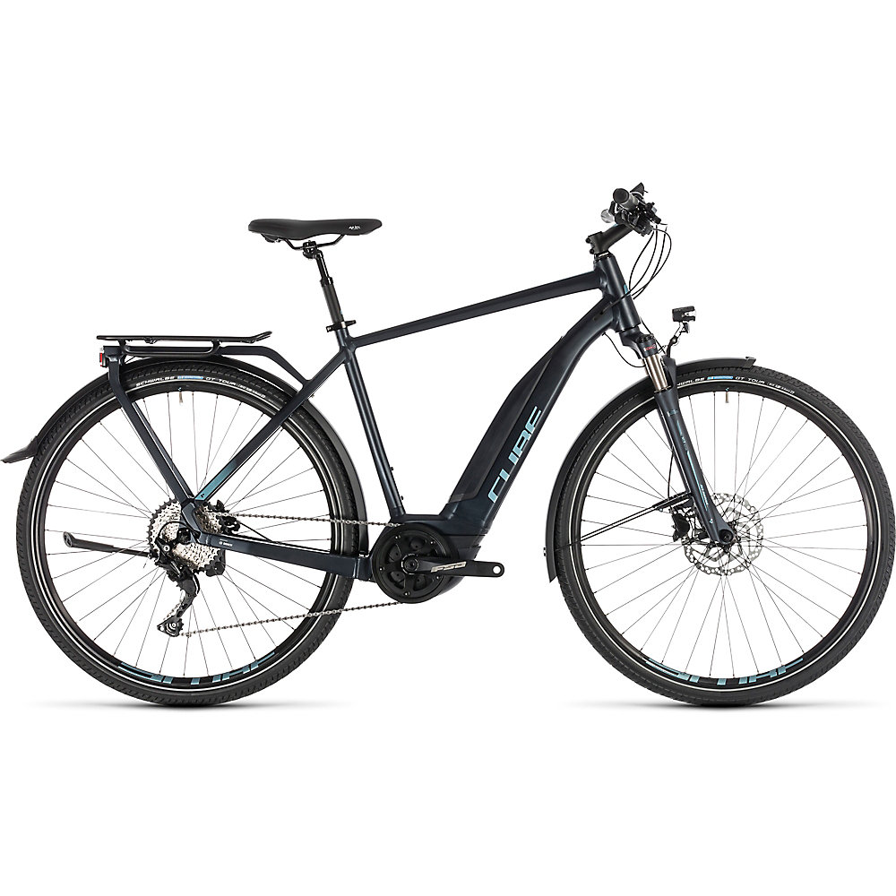 Cube Touring Pro 500 2019 Navy - 19.75