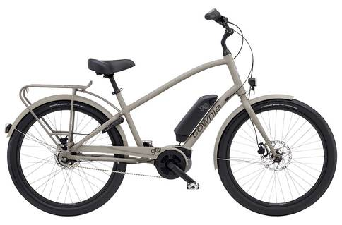 Electra Townie Go 8i 2020 Electric Bronze