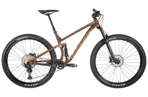 Norco Fluid FS 1 2020 Bronze