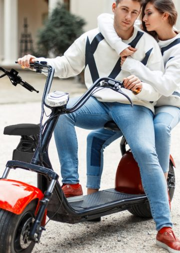 Fat Tire Electric Scooters