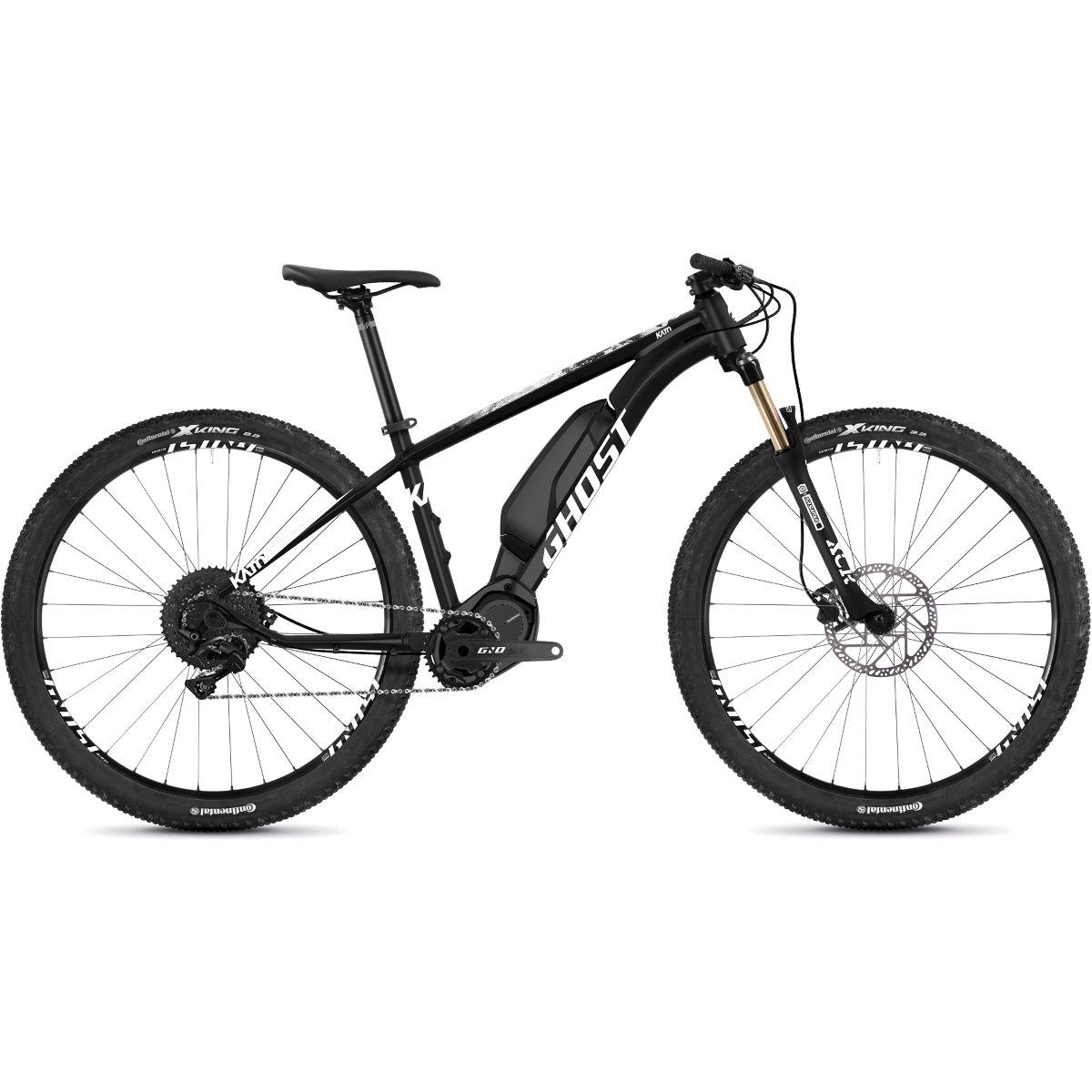 Ghost Kato S3.9 Full 2019 Electric