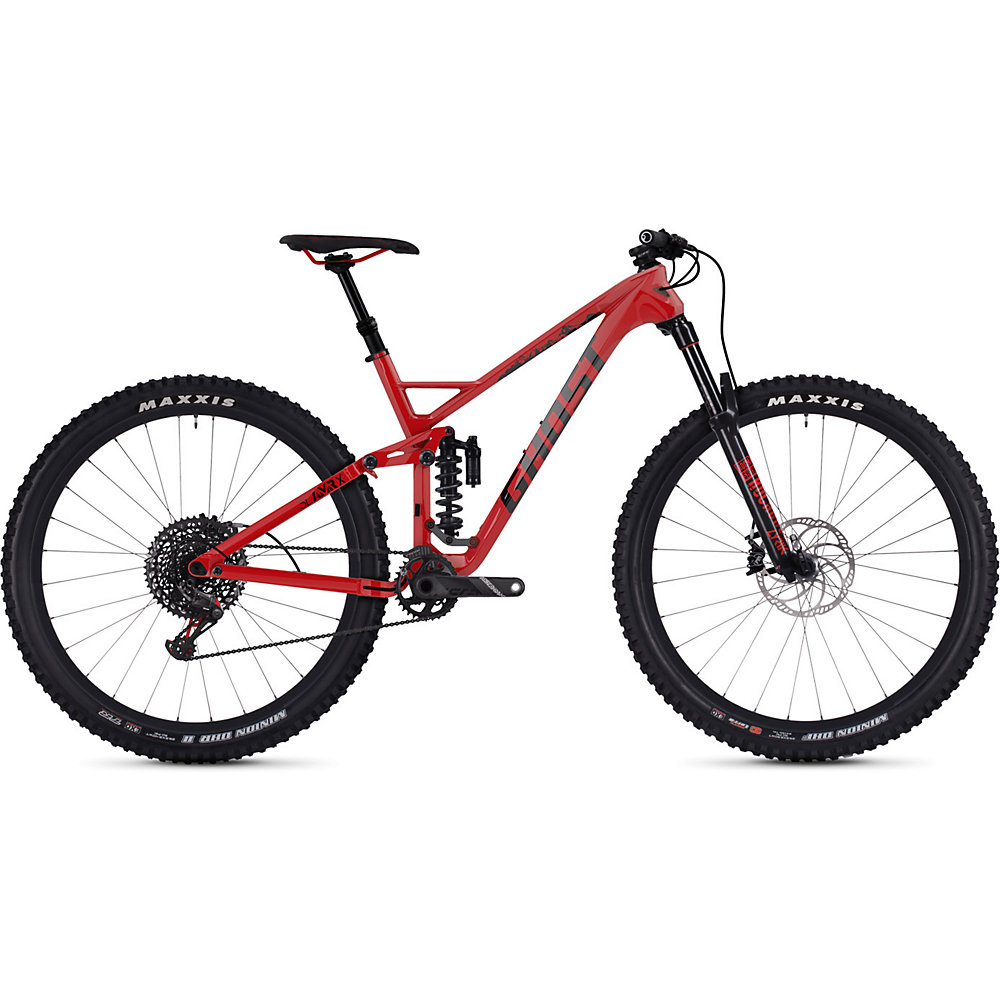 Ghost SL AMR X 7.9 Full 2019 Riot Red-Night