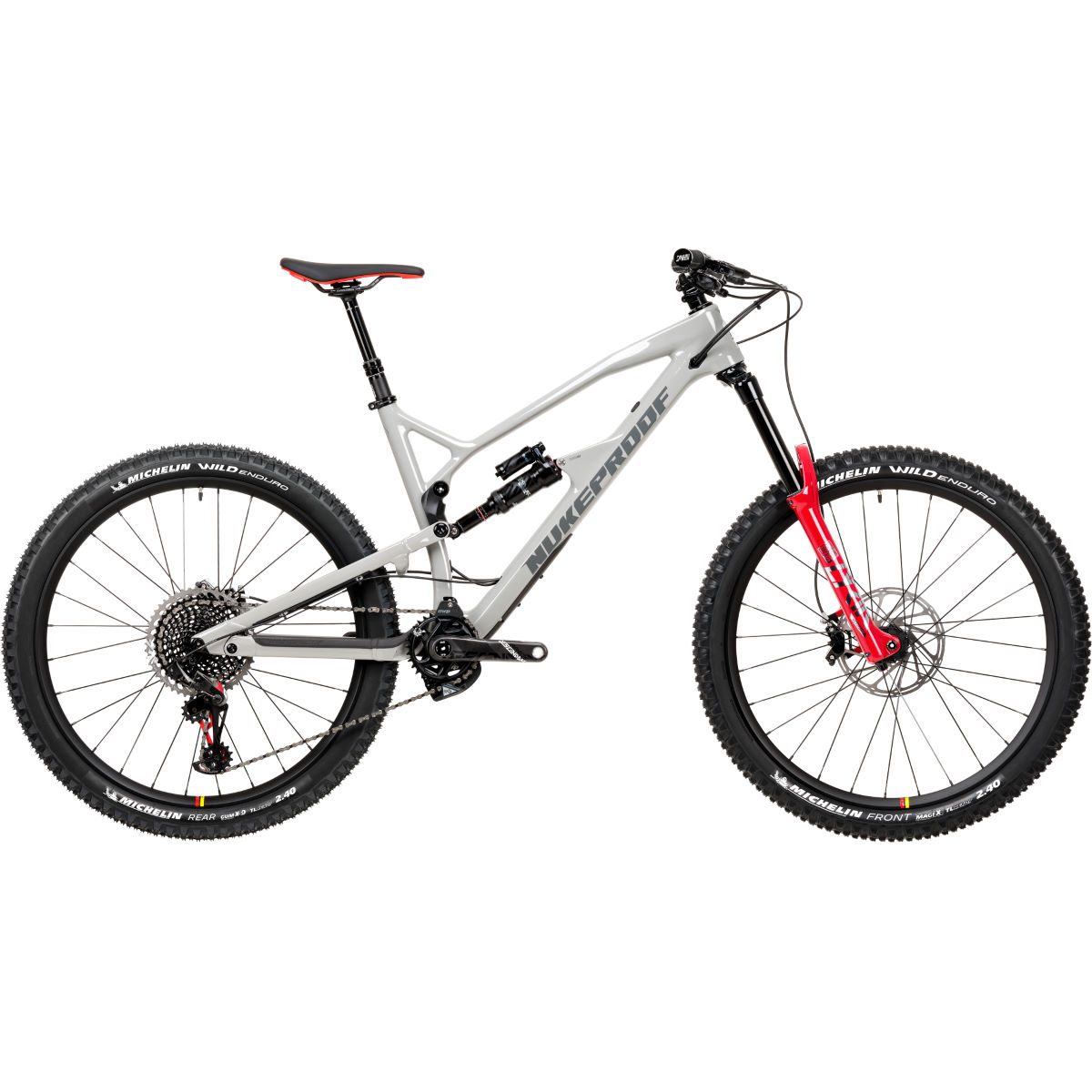 Nukeproof Mega 275 RS Carbon XO1 Eagle 2020 Full