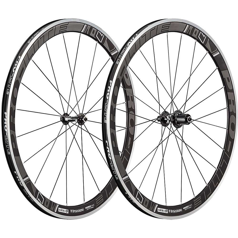 Pro-Lite Bracciano Label A42W Aero Wheelset - 42mm