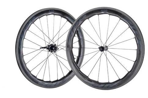 Zipp 454 NSW Carbon Clincher 700c Wheelset Aluminium 700cc