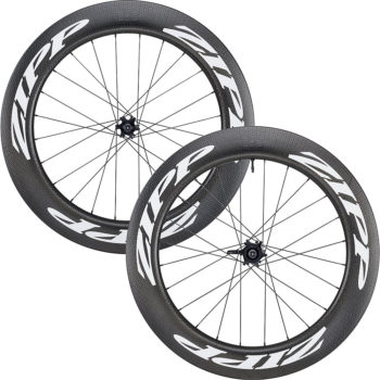 Zipp 808 Firecrest Carbon Wheelset - Shimano