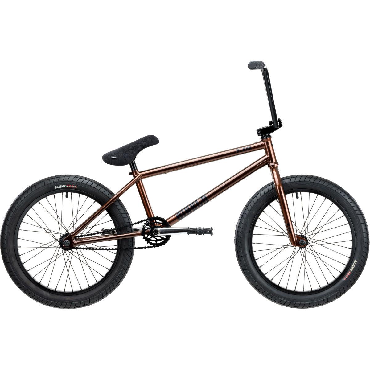 Blank Diablo 20 20 Copper Freestyle Bikes