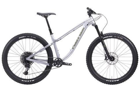 Kona Big Honzo CR 2020 Mountain Bike | Silver - S