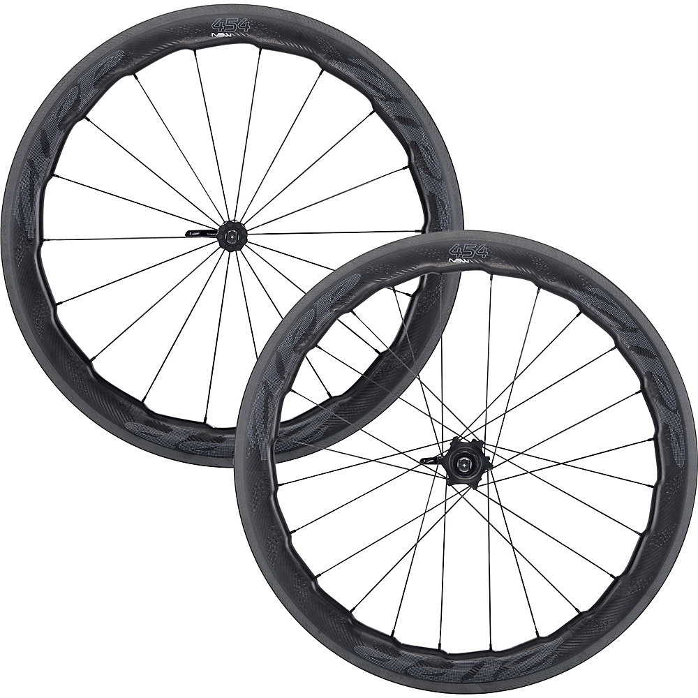 Zipp 454 NSW Carbon Clincher Wheelset - Shimano