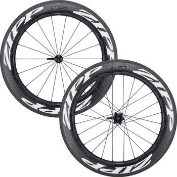 Zipp 808 Carbon Clincher Wheels Shimano