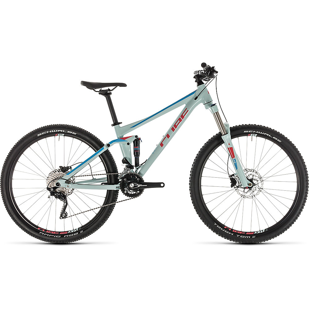 Cube Sting WS 120 Full 2019 - Coral 34.5cm 13.5 Coral