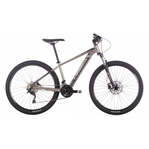 Orbea MX 30 27 2019 Silver Black