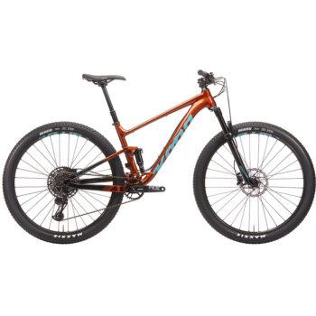 Kona Hei Hei Full 2020 Rust Orange Rust