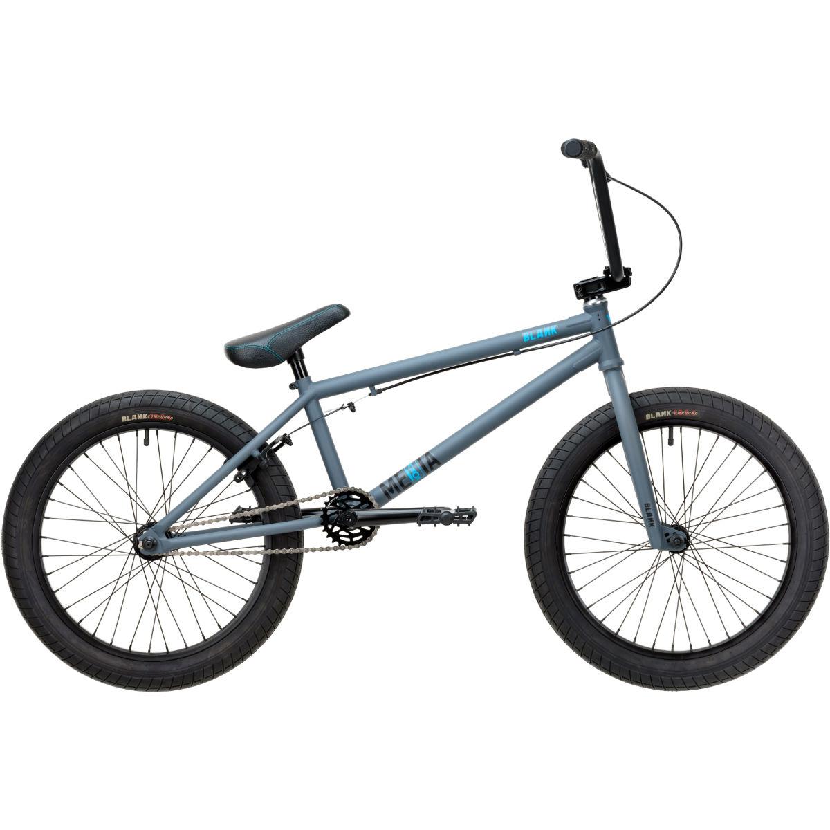 Blank Media 20 20 Charcoal Freestyle Bikes