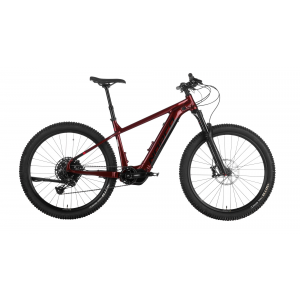 Norco Fluid HT 1 VLT 2019 Red