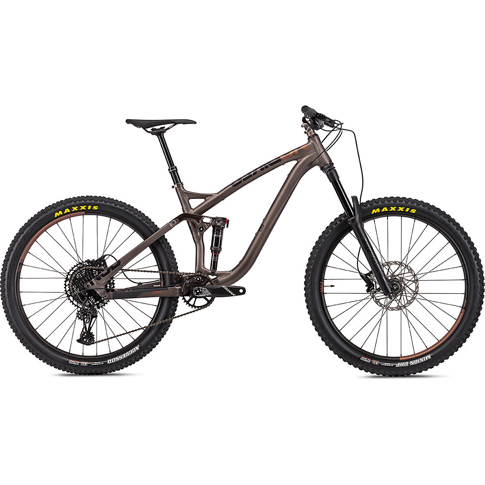 NS Bikes Snabb 160 2020 Raw M Raw